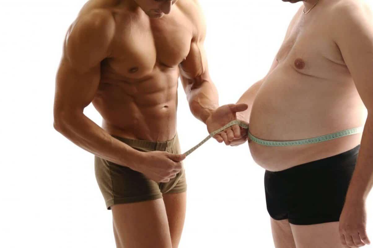 Fett-weg mit Kryolipolyse für einen perfekten Body