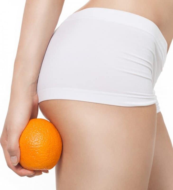 Lymphdrainage und Körperwickel gegen Cellulite